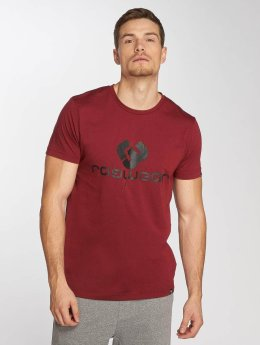Ragwear T-Shirt Charles rouge