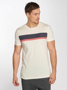 Ragwear T-Shirt Hake Organic weiß