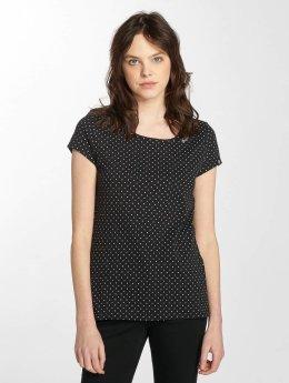 Ragwear top Mint Dots zwart