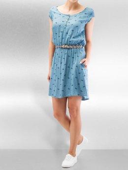 Ragwear Vestido Zephie  azul