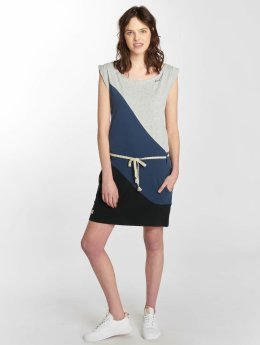 Ragwear Vestido Tag Block A Organic azul