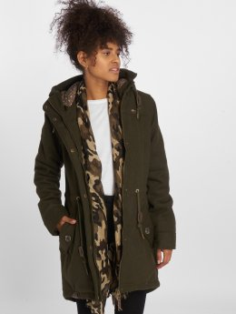 Ragwear Winter Jacket Elba Coat olive