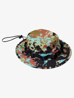 Raised by Wolves Casquette Fitted Speckle Peace brun