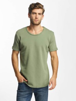 Red Bridge Sweat T-Shirt Khaki