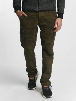 Red Bridge Celebrate Straight Fit Jeans Camouflage