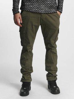 Red Bridge Cargo pants Standard olivový