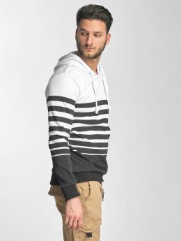 Red Bridge Hoody Young Stripes wit