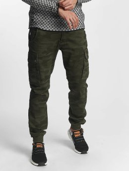 Red Bridge Pantalon cargo Army vert