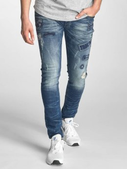 Red Bridge Skinny Jeans TRBC 98 blau