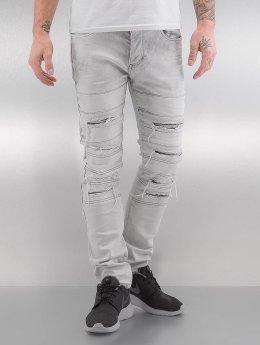 Red Bridge Skinny Jeans Sagara grau