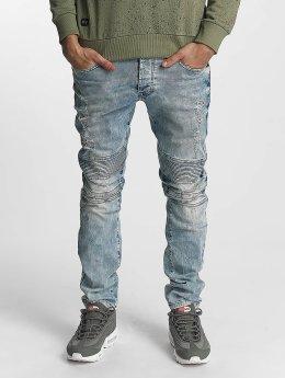 Red Bridge Straight Fit Jeans Anton blå