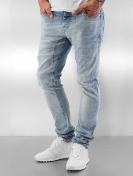 Red Bridge Straight Fit Jeans Cadix blau