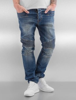 Red Bridge Straight fit jeans Harsh blauw