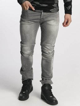 Red Bridge Straight Fit Jeans Straight Fit gray