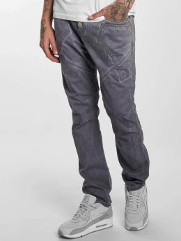 Red Bridge Straight fit jeans Emblem grijs