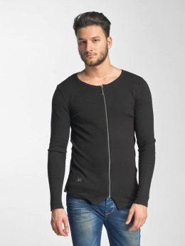 Red Bridge Strickjacke Dili schwarz
