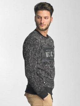 Red Bridge Sweat & Pull Born To Be Famous noir
