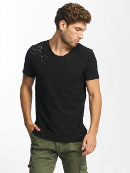 Red Bridge T-Shirt Light Move black