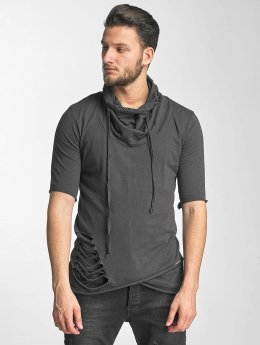 Red Bridge T-Shirt Asymmetric gray