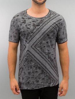 Red Bridge T-Shirt Paisley grey