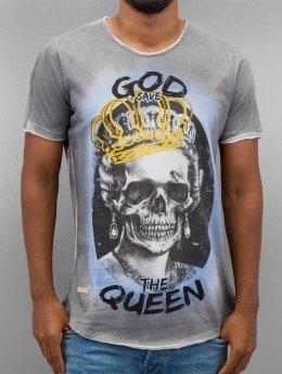 Red Bridge T-Shirt God Save The Queen indigo