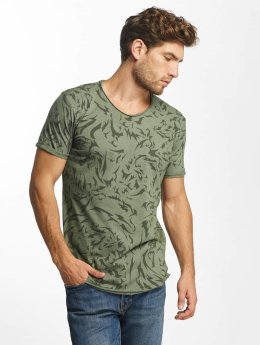 Red Bridge T-Shirt Hajo khaki