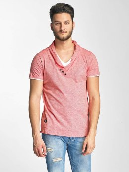 Red Bridge T-Shirt Stripes rouge