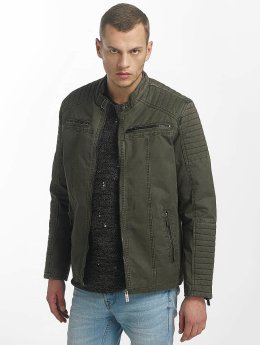 Red Bridge Vinterjakke RB Biker khaki
