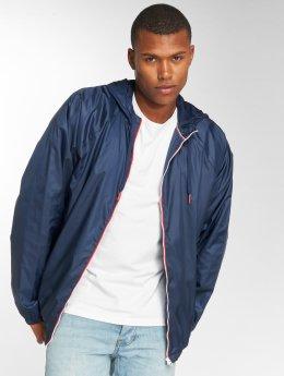 Reebok Демисезонная куртка AC F синий