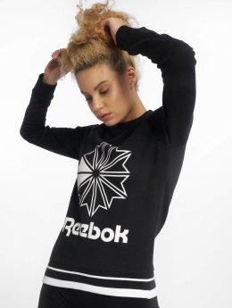 Reebok Пуловер AC FT  черный
