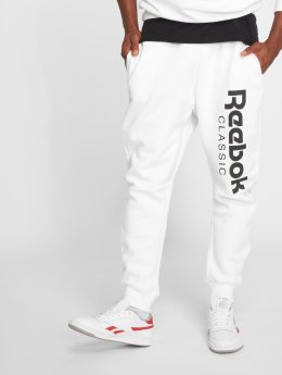 Reebok Спортивные брюки GP Jogger белый