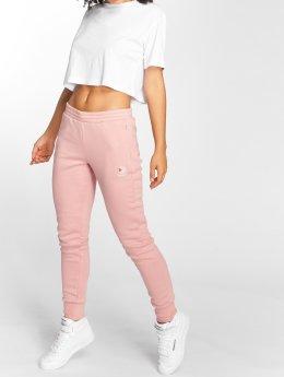 Reebok Спортивные брюки F Franchise розовый