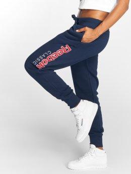 Reebok Спортивные брюки AC GR синий