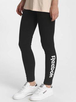 Reebok Legging F Logo zwart