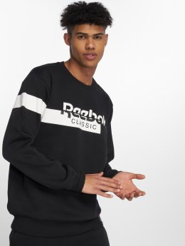 Reebok Pullover AC F DIS Fleece black