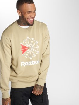 Reebok Pullover AC FT Big Starcrest braun