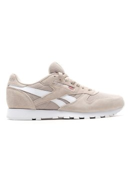 Reebok Sneaker Cl Leather Mu weiß