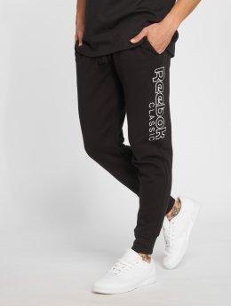 Reebok Spodnie do joggingu AC GR czarny