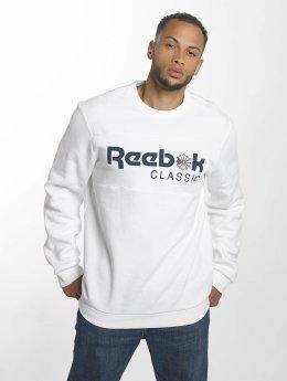 Reebok Sweat & Pull Iconic blanc