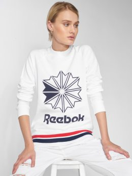 Reebok Sweat & Pull AC FT blanc