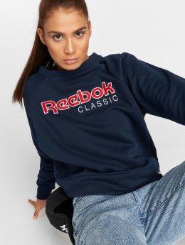 Reebok Swetry Ac Iconic Fl niebieski