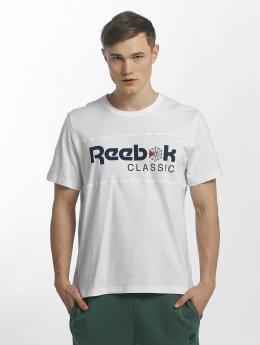 Reebok T-paidat F Franchise Iconic valkoinen