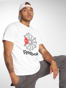 Reebok T-paidat F GR valkoinen