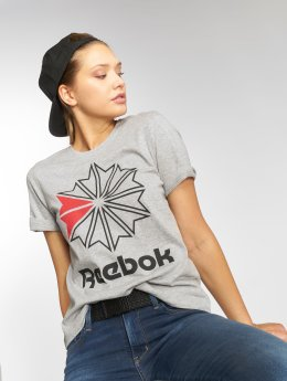 Reebok t-shirt AC GR grijs