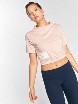 Reebok T-Shirt Es Crop rose