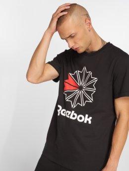 Reebok T-shirt F GR svart
