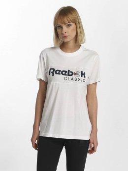Reebok T-Shirt F Classic weiß