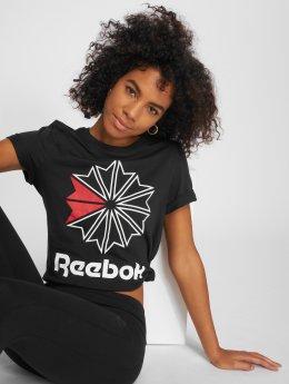 Reebok t-shirt AC GR zwart