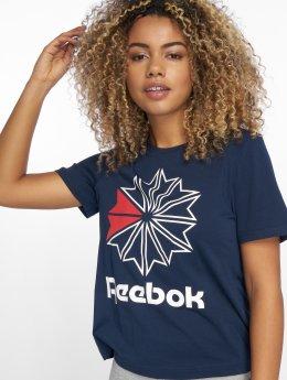 Reebok T-skjorter AC GR blå