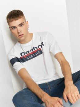 Reebok T-skjorter AC F Disruptive hvit
